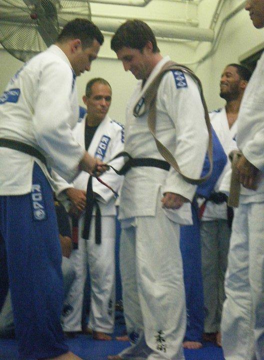 Belt Rank BJJ Promotions at Stout Training Pittsburgh -team